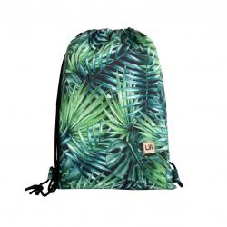 Plecak worek - tropikalne palmy
